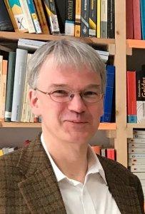 Referent Klaus Rosch