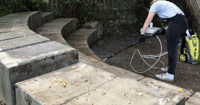 Gartenaktion nimmt Fahrt auf